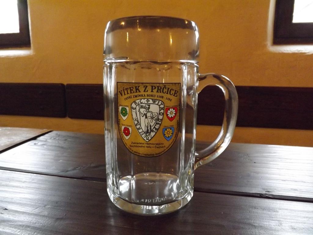 Sklo pivní tuplák - zvìtšit obrázek